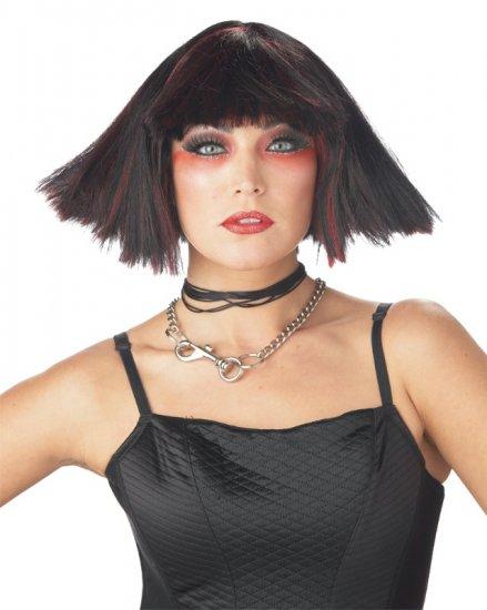 EDM Dutch Treat Fashion Model Adult Costume Wig #70382
