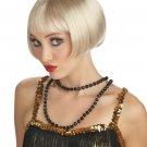 Flirty Flapper 20's Fashion Flapper Adult Costume Wig  #70442