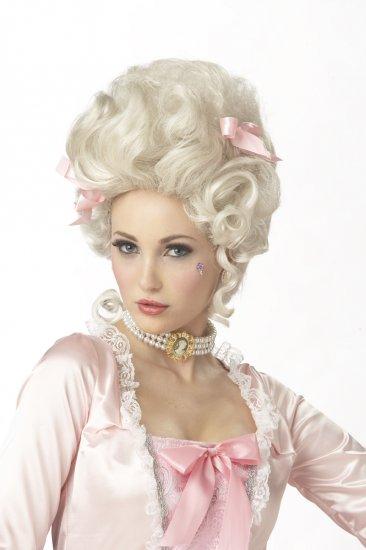 Marie Antoinette Victorian Adult Costume Wig #70506