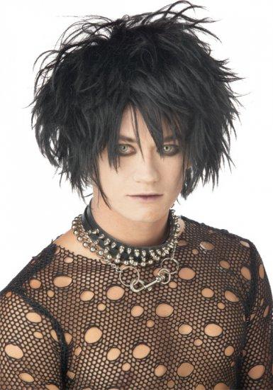 Midnight Fiend Edward Scissorhands  Costume Wig #70328