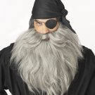 Pirates of the Caribbean Adult Costume Beard and Moustache #70488