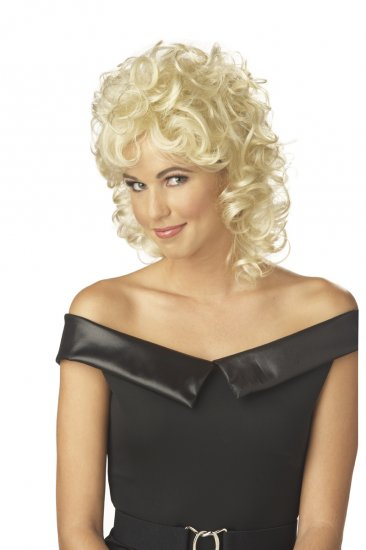 Grease Sandy Costume Wig