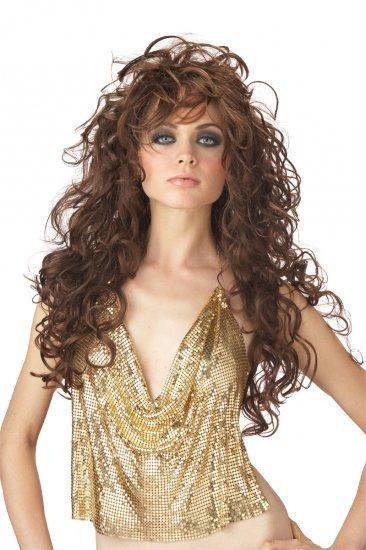 Naughty Sexy Seduction Girls Gone Wild Adult Costume Wig #70424