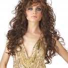 Naughty Sexy Seduction Girls Gone Wild Adult Costume Wig #70424