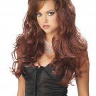 Punk Rock Seductress Rock Star Vixen Adult Costume Wig #70325