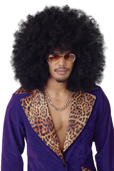 Super Jumbo Afro Adult Costume Wig #70217