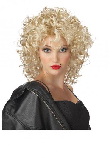 Grease Sandy Olsson Costume Wig (Blonde )