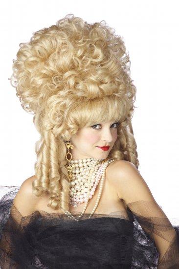 Baroque Beauty-  Gloden Blonde Costume Wig