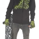 Zombie Skateboarder Bone Chiller Tween Child Costume Size: X-Large #04038