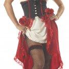 Cantina Gal  Latina Adult Costume Size: Small #00861