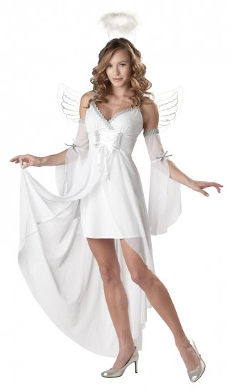 Heaven's Angel Adult Costume Size: Small #01099