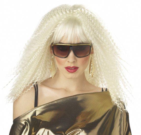 Crimptastic Costume Wig (Blonde)