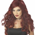 Punk Rock Glamour Witch Adult Costume Wig#70229