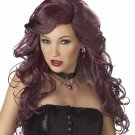 80's Punk Rock Glamour Witch Adult Costume Wig #70231