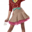 The Mad Hatter Teen Alice In Wonderland Costume Size: Jr (7-9) #05047