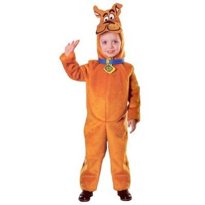 Scooby Doo Deluxe Costume Size: Infant #14088