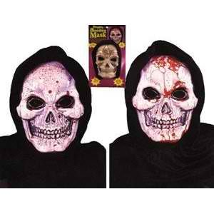 Skull Dripping Bleeding Mask Halloween Accessories