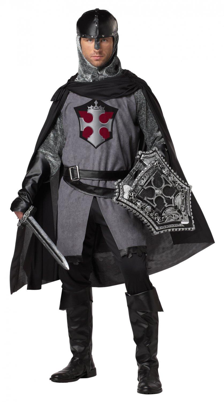 King's Crusader Adult Costume Size: Medium