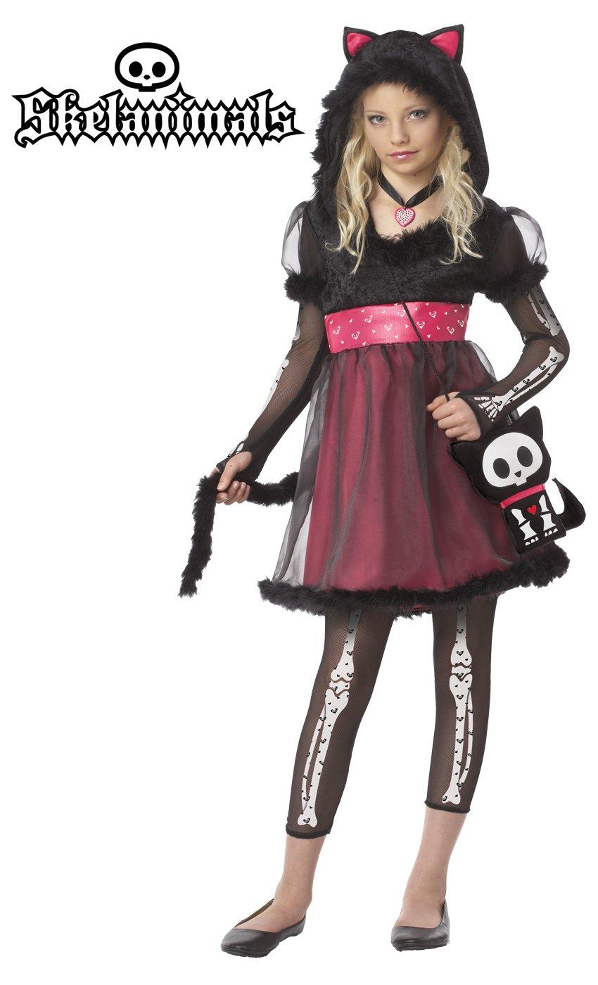 Skelanimals Hello Kitty Child Costume Size: X-Large