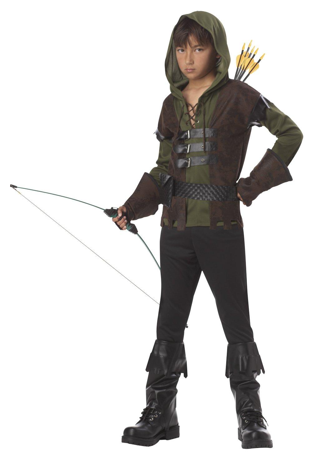 Robin Hood Child Costume Size: Large #00274