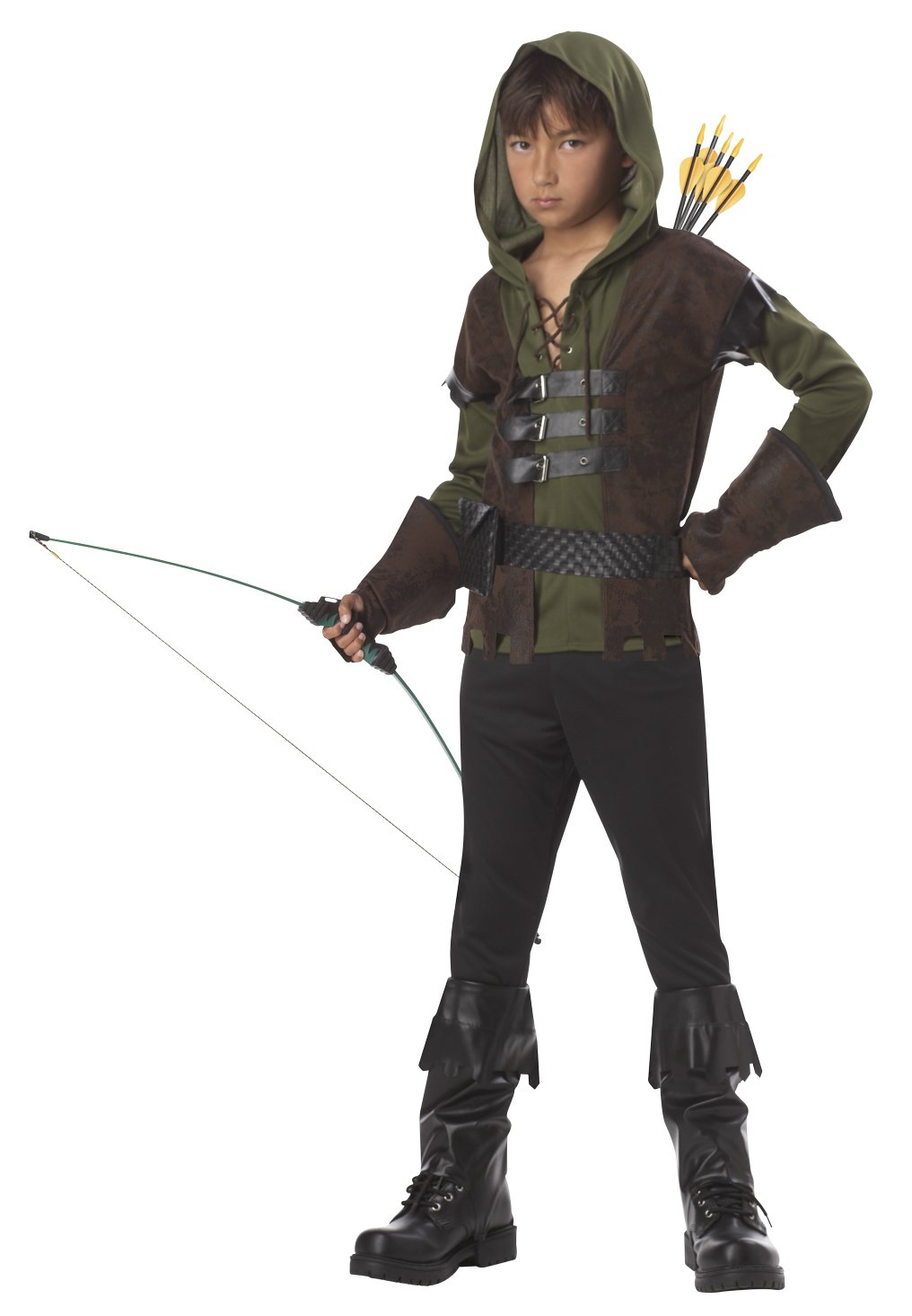 Robin Hood Child Costume Size:  X-Large #00274