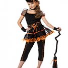 Stardust Witch Child Costume Size: Medium #00282