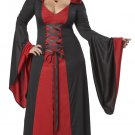 Deluxe Hooded Robe Gothic Adult Plus Size Costume: 2X-Large #01703