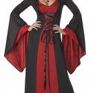 Gothic Vampire Deluxe Hooded Robe Adult Costume Size: Medium #01148