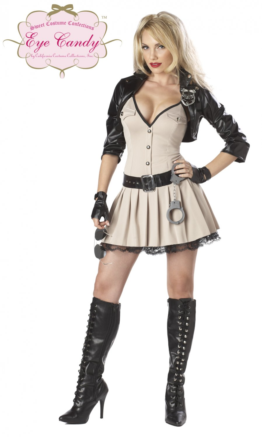 Highway Hottie Police Adult Costume Size: 2X-Large #01170