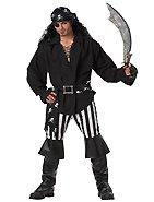 Swashbuckler Pirate Adult Costume Size: Large #01174