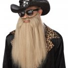 ZZ Top Sharp Dress Man  - Moustache & Beard Set #70160