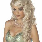 Mermaid Ariel Adult Costume Blonde Wig #70202