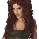Sexy Medusa Greek Roman Goddess Adult Costume Wig #70634