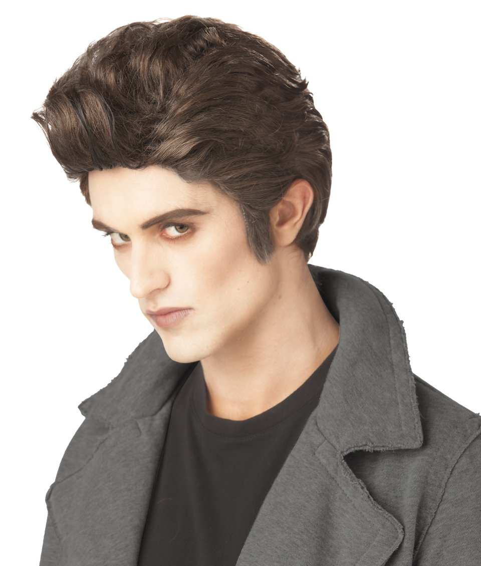 Love at First Bite Twilight Edward Adult Costume Wig #70198