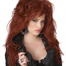 Jailbait Hollywood Rock Star Adult Costume Wig #70623