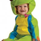Tree Frog Infant Costume Size: 6-12 Months #885778