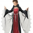Vampire Girl Child Costume Size: Medium Plus #00216