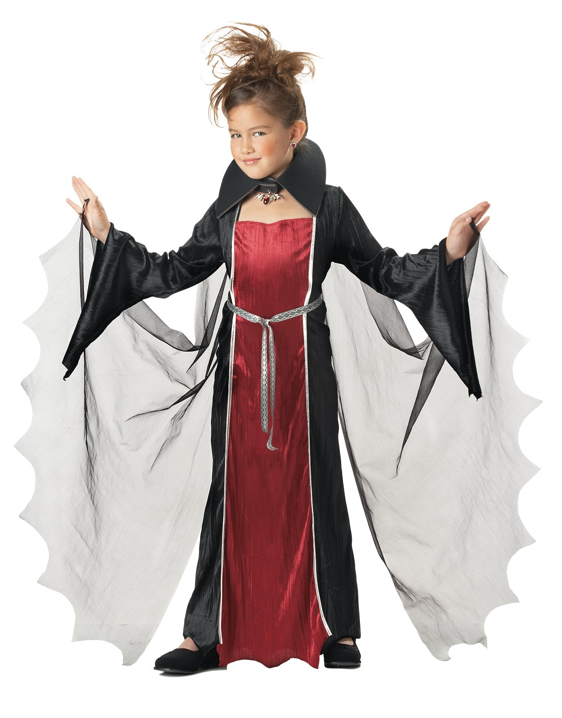 Vampire Girl Child Costume Size: Large Plus #00216