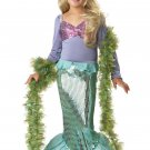 Ariel Little Mermaid Child Costume Size: Large Plus #00246