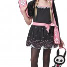 Skelanimals Jack ,The Rabbit Child Costume Size: Large #00345