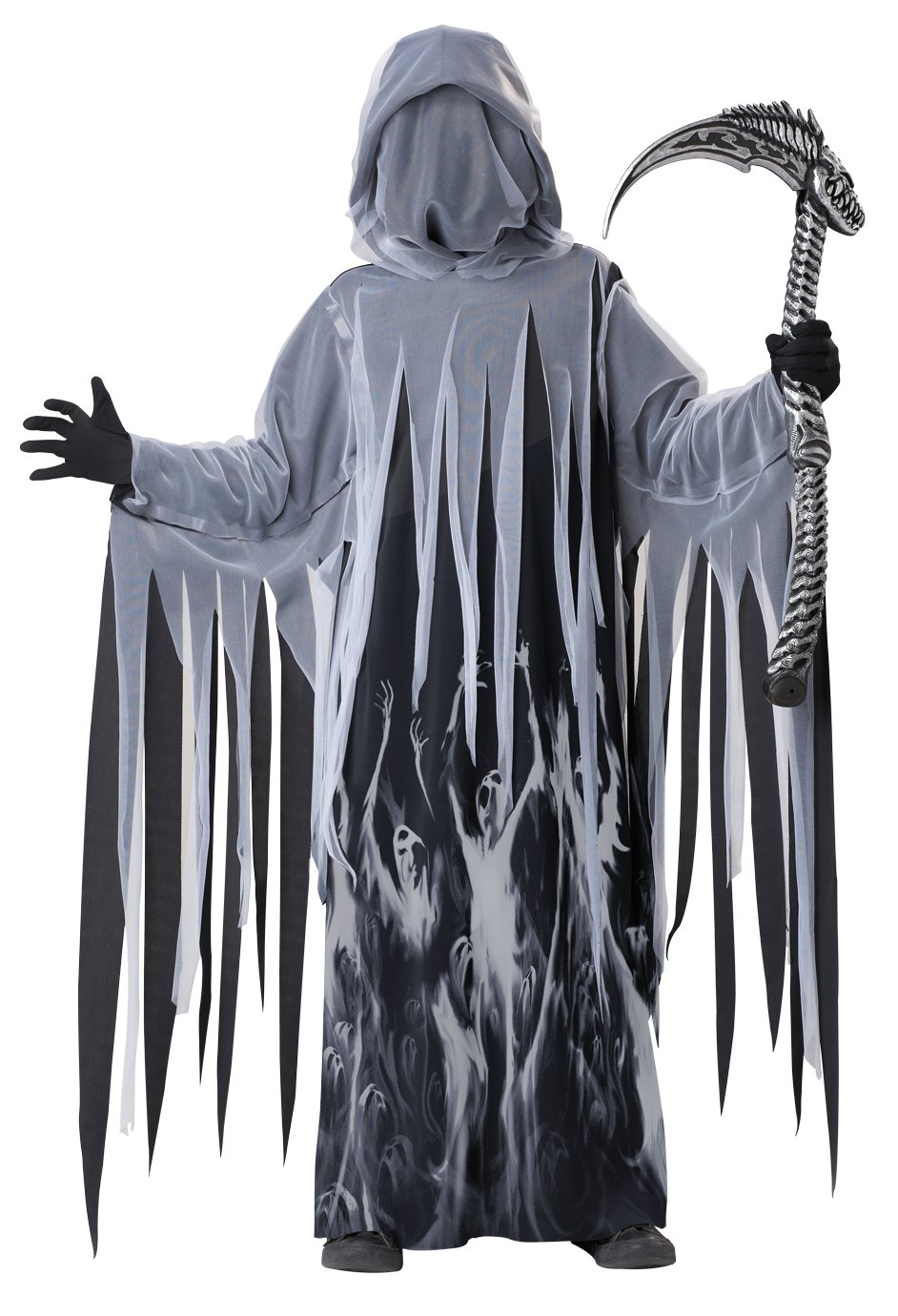 Ghost of Christmas Soul Taker Child Costume Size: X-Large # 00354
