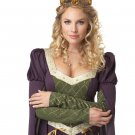 Game of Thornes Lady in Waiting Maid Marian Adult Costume Size: Medium #01182