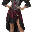 Pirate Wench Medieval Renaissance Adult Costume Size: Medium #01187
