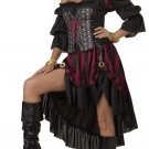 Pirate Wench Renaissance Adult Costume Size: Large #01187