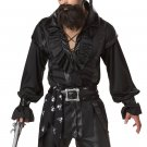 Plundering Pirate Black Beard Adult Costume Size: Medium #01188