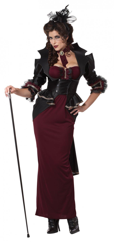 Vampire Lady of the Manor Adult Costume Size: Medium #01198