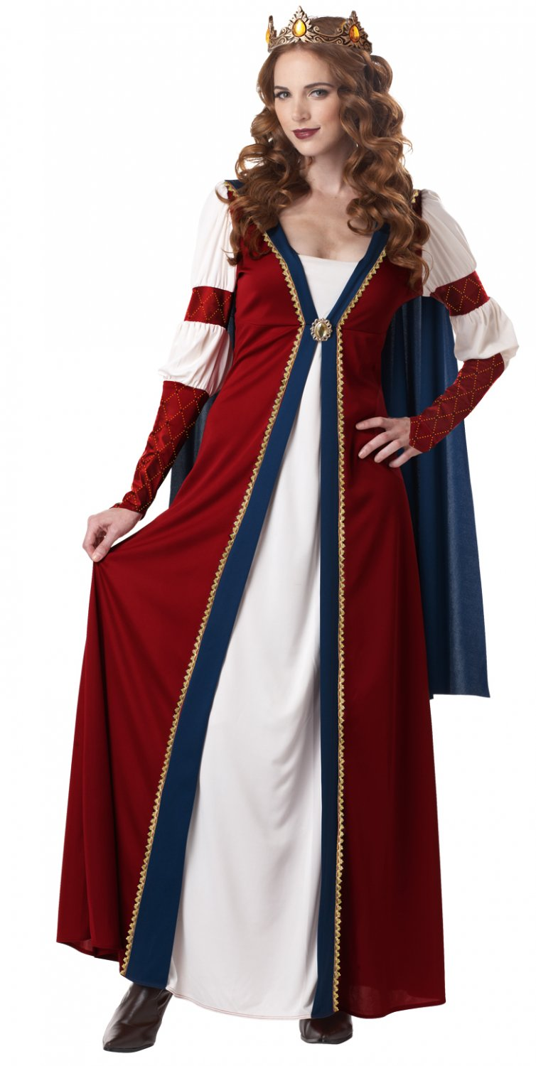 Renaissance Queen Adult Costume Size: X-Large #01202