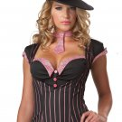 Size: Medium #01216  Mafia New York Gangster Moll Adult Costume