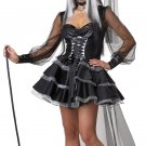 Gothic Mystic Witch Adult Costume Size: X-Large