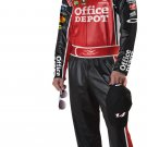 Size: Medium  # 01238  Tony Stewart NASCAR Adult Costume